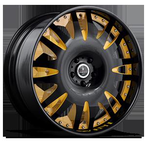 SV13 5 Black and Yellow