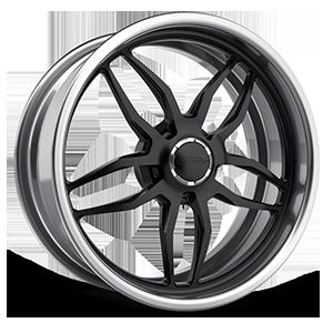 Apex 5 Matte Black w/ Brushed Aluminum