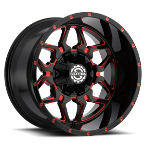 SC-16 6 Red Milled