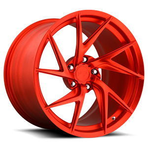 Sotto 5 Matte Candy Red