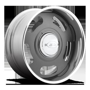 Big Slot - U608 5 Matte Grey w/ Ford Cap