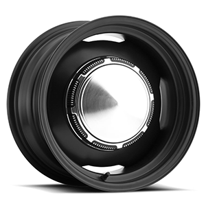 Chrysler OE (Series 658) 5 Matte Black