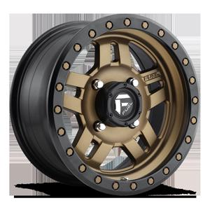 Anza - D583 - UTV 4 Bronze w/ Black Ring