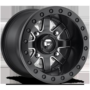 Maverick Beadlock - D938 - OFF ROAD ONLY 4 Black & Milled