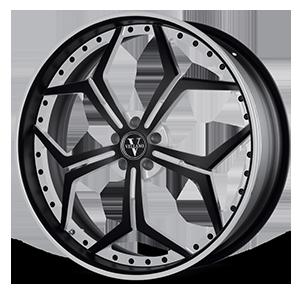 VCX Standard 6 Matte Black w/White