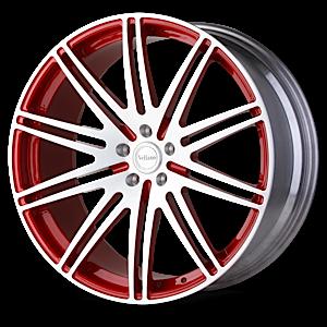 VM01 6 Brushed Red