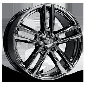 VT377 5 Black Eco Plate
