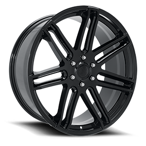 VT379 6 Gloss Black