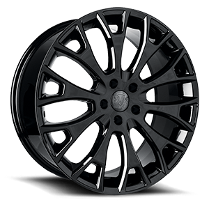 VT383 5 Black Eco Plate