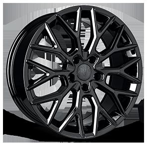 VT384 5 Gloss Black