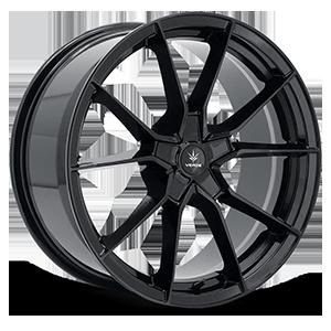 V18 Verve 5 Gloss Black
