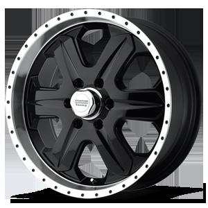 AR619 Fuel 6 Glossy Black