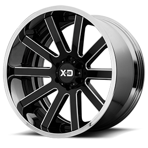 XD200 6 Gloss Black Milled