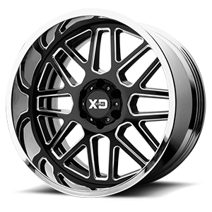 XD201 6 Gloss Black Milled