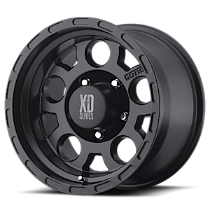 XD122 Enduro 5 Matte Black