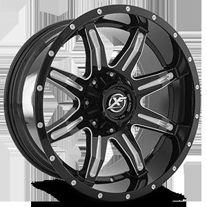 XF-215 5 Gloss Black & Milled