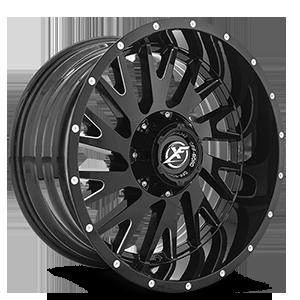 XF-221 5 Gloss Black Milled - 20x10