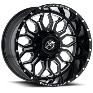 XF-227 8 Gloss Black Milled