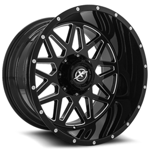 XF-211 6 Gloss Black Milled