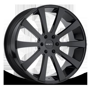 Aspen 6 Glossy Black
