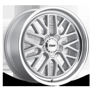 Hockenheim S 5 Silver Mirror Machined Lip