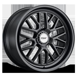 Hockenheim S 5 Semi Gloss Black