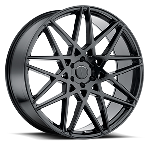 Griffin 6 Gloss Black