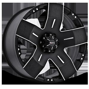 901 Hyjak 6 Flat Black