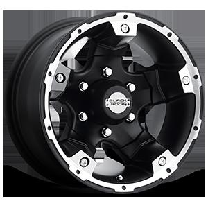 Series 900B Viper 6 Black Machined