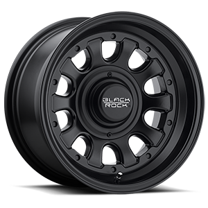 Series 909B Type D 5 Matte Black