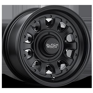Series 909B Type D 6 Matte Black