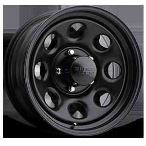 Series 997 Type 8 5 Matte Black