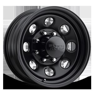 Series 997 Type 8 8 Matte Black