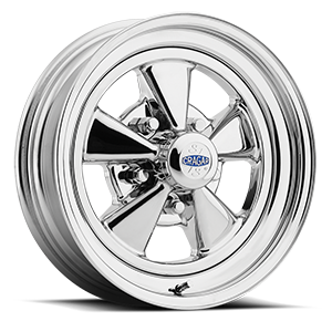 Series 08/61 S/S Super Sport 5 Chrome Plated