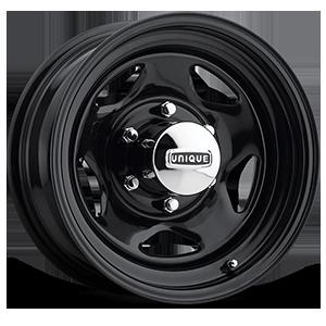 Series 265 Black V-5 6 Gloss Black