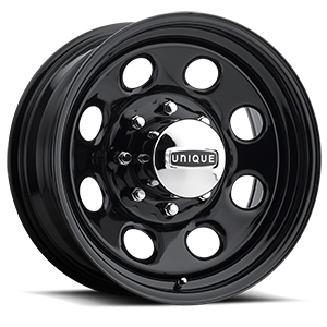 Series 297 Black Soft 8 8 Gloss Black