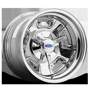 Series 390C Street Pro 5 Chrome Plated