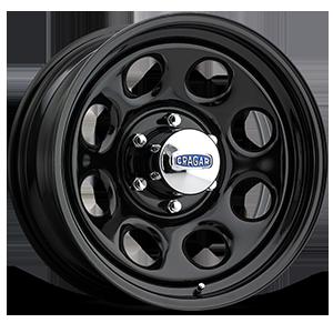 Series 397 Soft 8 6 Gloss Black
