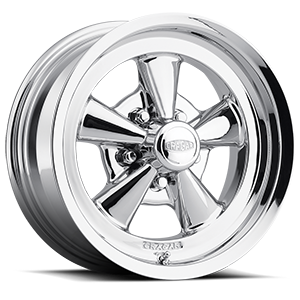 Series 610C G/T RWD 5 Chrome Plated