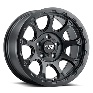 9307 Drifter 5 Matte Black