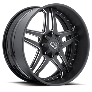 Caliber-SS 8 Matte Diamond