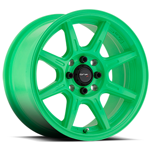 308 Spec R 4 Gloss Lime Green