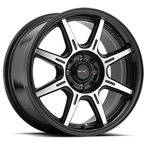 308 Spec R 5 Machined Black
