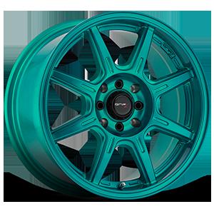 308 Spec R 4 Gloss Teal Green