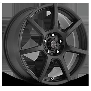 422 F-007 5 All Satin Black