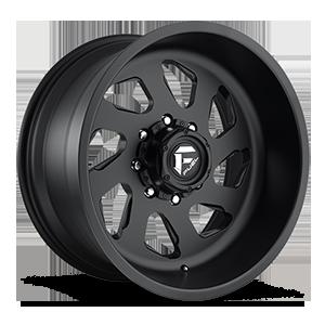 FF39D - Super Single Front 8 Matte Black