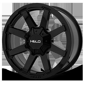 HE909 6 Gloss Black