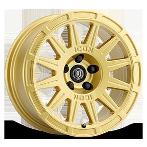 Ricochet 5 Gloss Gold