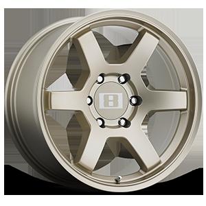 MK6 6 Matte Bronze