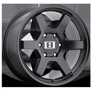 MK6 6 Matte Black